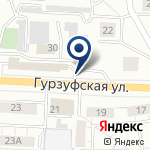 Компания Екатеринбурггаз, ПАО на карте