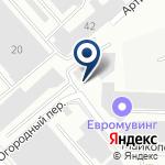 Компания Kompas96.ru на карте