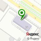 Местоположение компании ДЕЛФИ