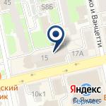 Компания Шелковский на карте