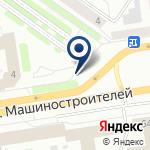 Компания ПРОФСТРОЙ на карте