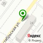 Местоположение компании Провиантъ