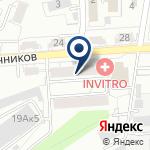 Компания РосБизнесНедвижимость на карте