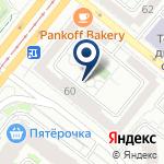 Компания Уральская дирекция сетевой коммуникационной компании на карте