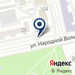 Компания ЛЕКС на карте