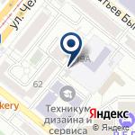Компания Альянс ПК на карте