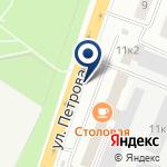 Компания Полифлекс на карте