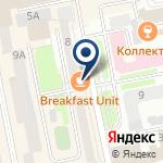 Компания Банковский 8 на карте
