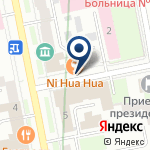 Компания Уралмедтехэксперт на карте