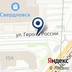 Компания УралСистем на карте