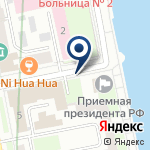 Компания Салют66 на карте