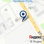 Компания MG-Ural на карте