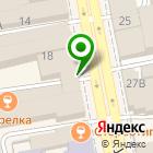 Местоположение компании Правовой Бизнес