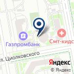 Компания СКБ Контур, ЗАО на карте