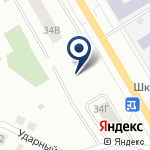 Компания НАНО-автомойка на карте