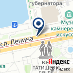 Компания Велик66 на карте