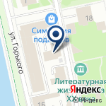Компания КОПИЯ на карте