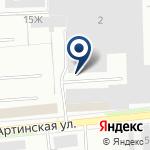 Компания Станкоград на карте