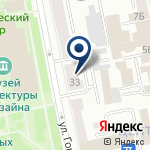 Компания SV на карте