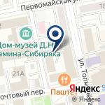 Компания ДАР на карте