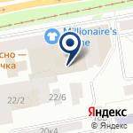 Компания ИнвестСтройАктив на карте