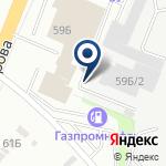 Компания УСПЕХ на карте