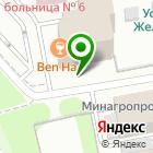 Местоположение компании Морозов и Пимнев