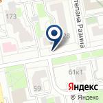 Компания ЕВРОСВАИ-УРАЛ на карте