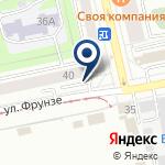 Компания Киоск по продаже транспортных карт на карте