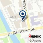 Компания АДК на карте