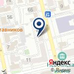 Компания Новатор, ЗАО на карте