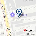 Компания Фрезмастер на карте