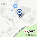 Компания Кристалл Трак Сервис на карте
