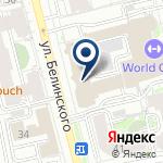 Компания Атомстройкомплекс, НП на карте