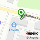 Местоположение компании ПромМаш