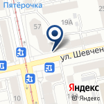 Компания Юнибайк на карте