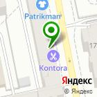 Местоположение компании Содействие, КПК