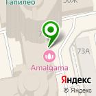Местоположение компании Инлайт-ЕК