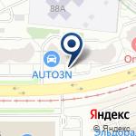 Компания Уралтехнохолод на карте
