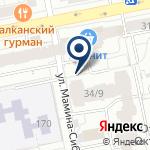 Компания Альм-Технологии на карте