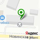 Местоположение компании ЖБИ-Стинес