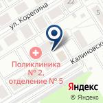 Компания Евраз-Строй на карте