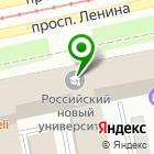 Местоположение компании Карты Всем