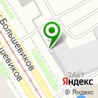 Местоположение компании SVERLO.PRO