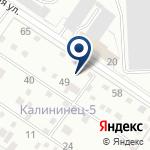 Компания Уралстрой-Антикор на карте