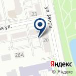 Компания Уральская вертолетная компания на карте
