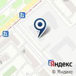 Компания Уралвидеоспектр на карте