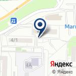 Компания Уральское здоровье на карте
