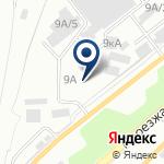 Компания Интеллектуальные системы безопасности на карте