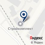Компания Delphi на карте